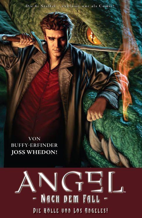 Angel - Nach dem Fall, Staffel 6, Band 1: Die Hölle von Los Angeles | © Panini