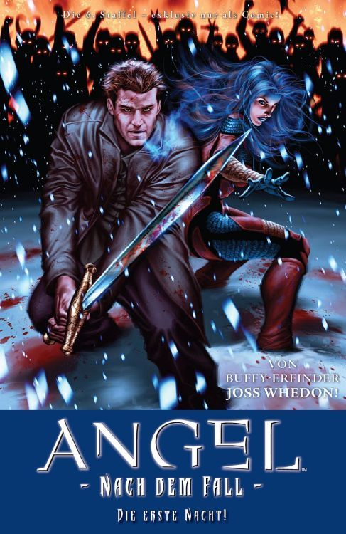 Angel - Nach dem Fall, Staffel 6, Band 2: Die erste Nacht | © Panini