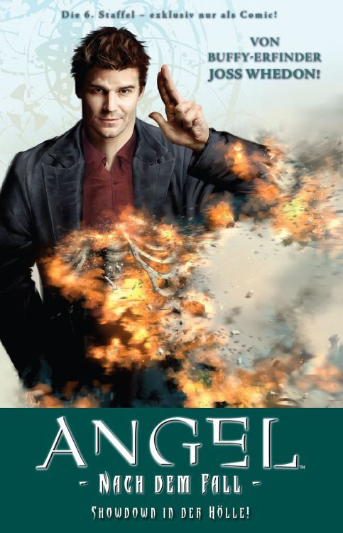 Angel - Nach dem Fall, Staffel 6, Band 3: Showdown in der Hölle | © Panini