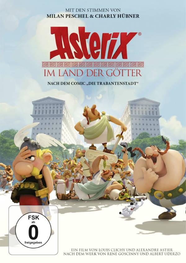 Asterix im Land der Götter | © Universum Film