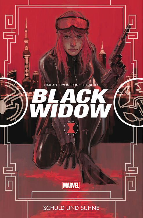 Black Widow 1: Schuld und Sühne | © Panini