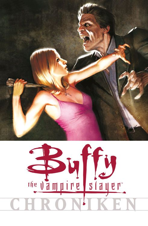 Buffy The Vampire Slayer Chroniken 4: Die Vampirkönigin | © Panini