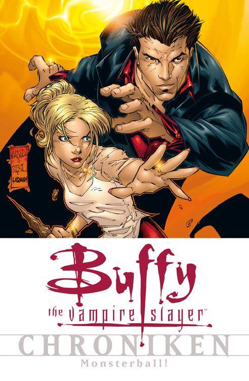 Buffy The Vampire Slayer Chroniken 8: Monsterball | © Panini