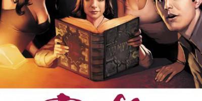 Buffy The Vampire Slayer Chroniken 5: Blutige Festtage   © Panini