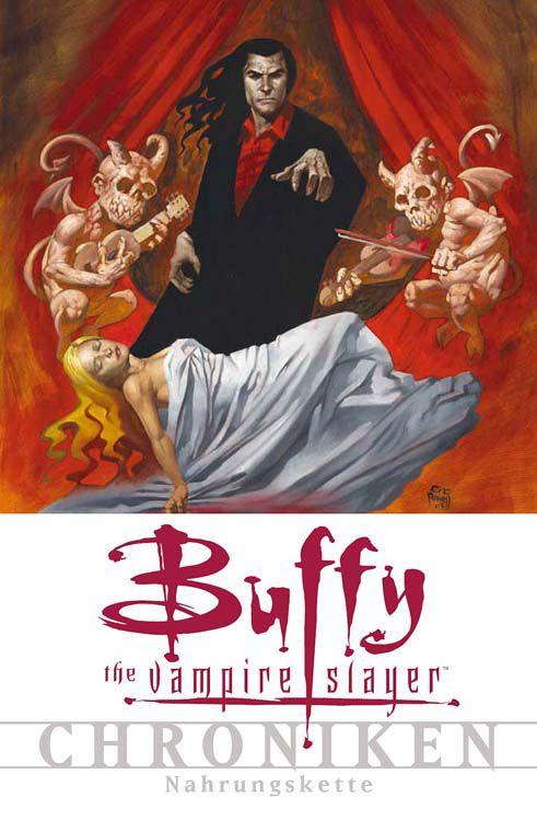 Buffy The Vampire Slayer Chroniken 6: Nahrungskette   © Panini