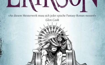 Das Spiel der Götter 9: Gezeiten der Nacht von Steven Erikson | © Blanvalet