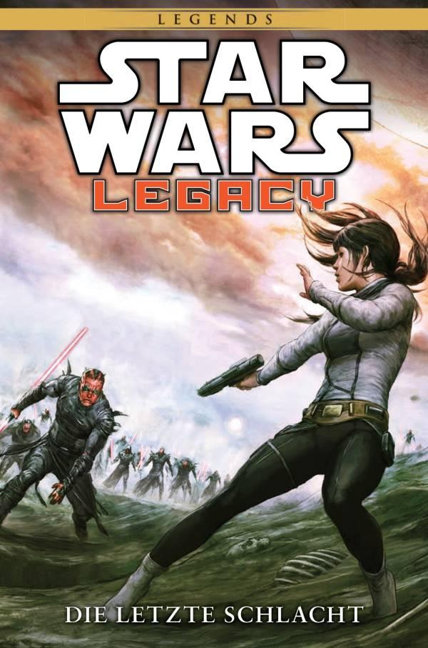 Star Wars: Legacy II, Teil 4: Die letzte Schlacht | © Panini