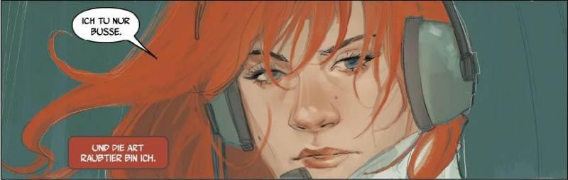 Ausschnitt aus Black Widow 1: Schuld und Sühne | © Panini