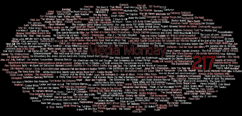 Media Monday #217