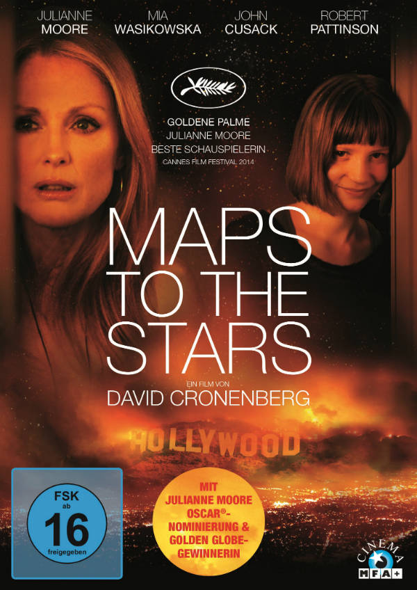 Maps to the Stars | © Ascot Elite