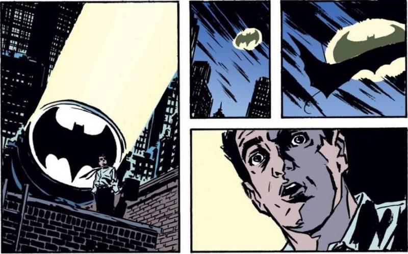 Ausschnitt aus Gotham Central 1: In Erfüllung der Pflicht | © Panini