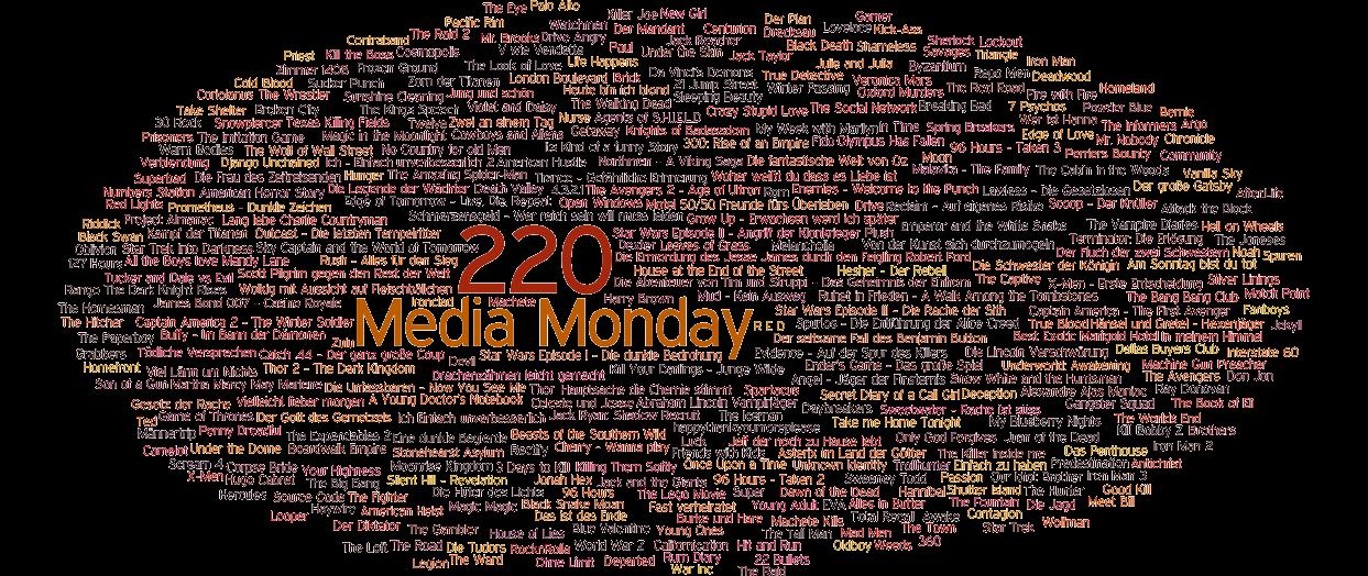 Media Monday #220