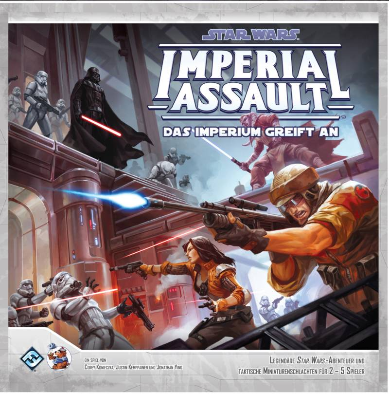 Star Wars: Imperial Assault | © Heidelberger Spieleverlag