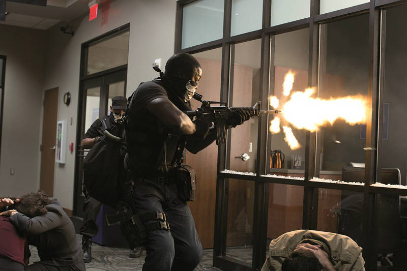 Szenenbild aus American Heist | © Ascot Elite