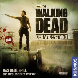 Review: The Walking Dead – Der Widerstand (Spiel)