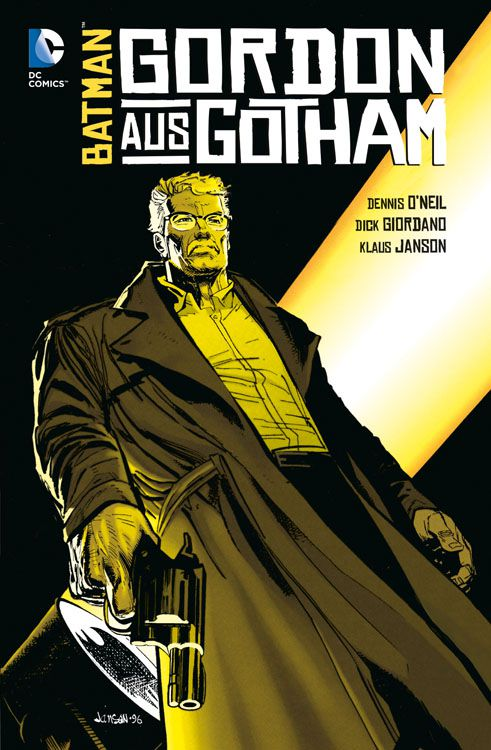 Batman: Gordon aus Gotham | © Panini