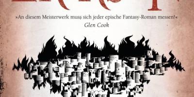 Das Spiel der Götter 10: Die Feuer der Rebellion von Steven Erikson | © Blanvalet