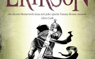 Das Spiel der Götter 11: Die Knochenjäger von Steven Erikson | © Blanvalet