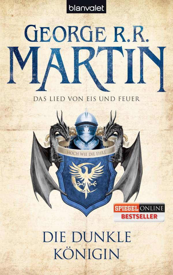 Das Lied von Eis und Feuer 8: Die dunkle Königin von George R. R. Martin | © Blanvalet