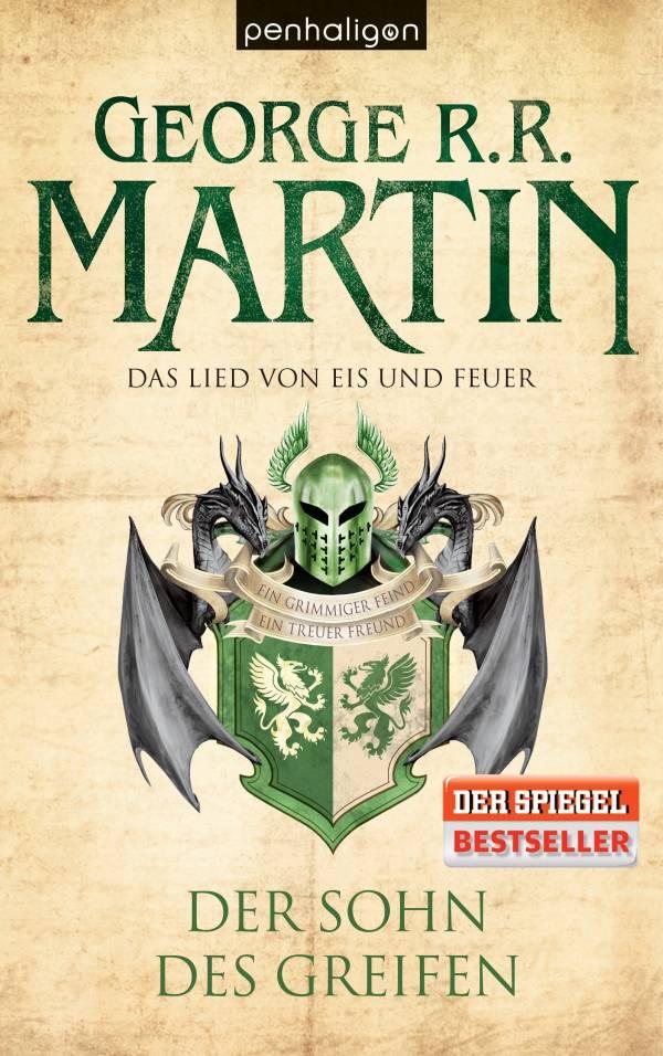 Das Lied von Eis und Feuer 9: Der Sohn des Greifen von George R. R. Martin | © Penhaligon