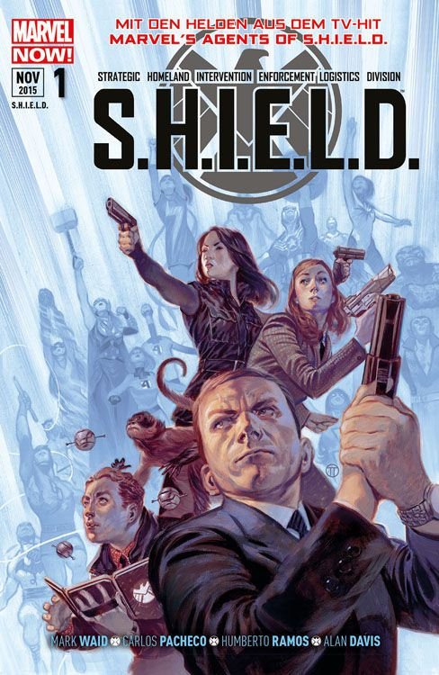 S.H.I.E.L.D. 1: Helden und Agenten | © Panini