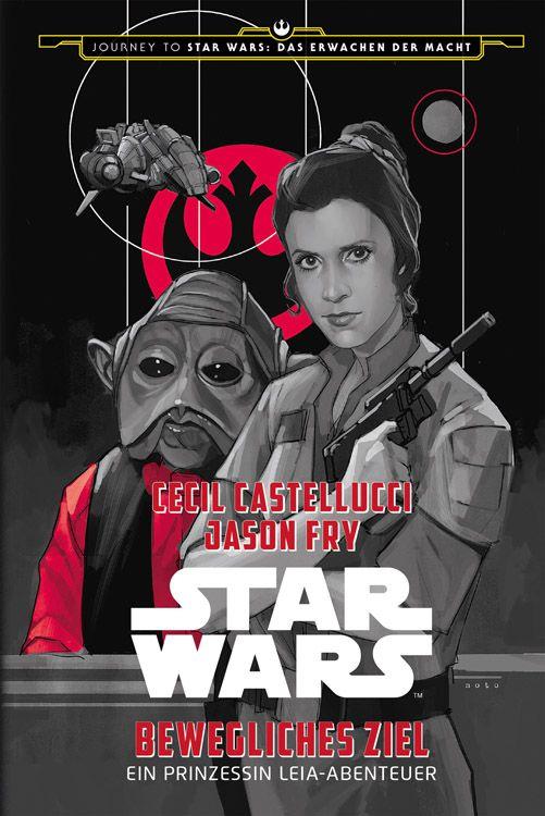 Star Wars: Bewegliches Ziel - Ein Prinzessin Leia Abenteuer | © Panini
