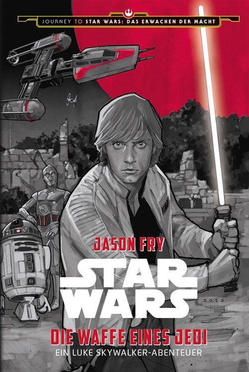 Star Wars: Die Waffe eines Jedi - Ein Luke Skywalker Abenteuer | © Panini