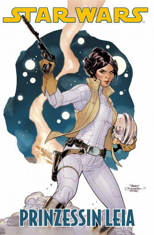 Star Wars: Prinzessin Leia | © Panini