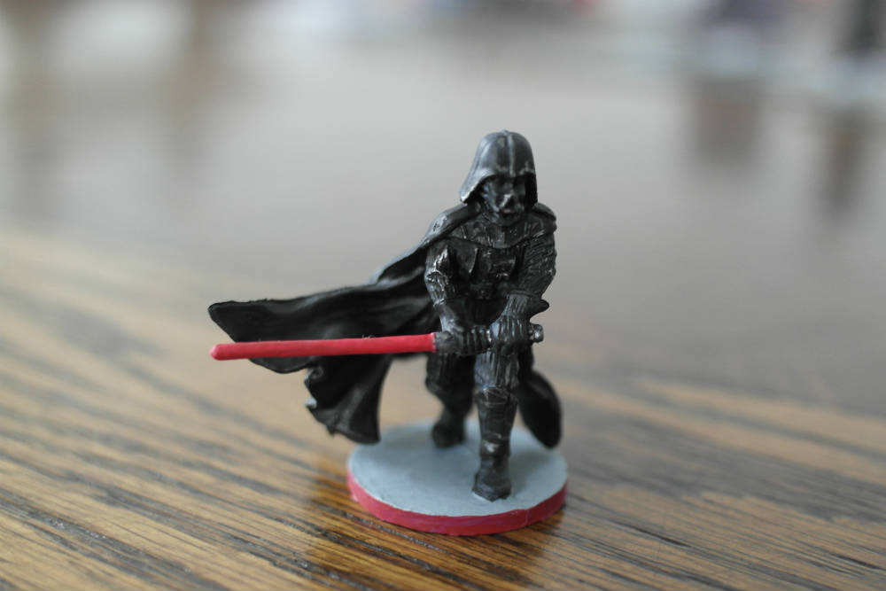 Star Wars: Imperial Assault - Darth Vader Schurken-Pack | © Heidelberger Spieleverlag