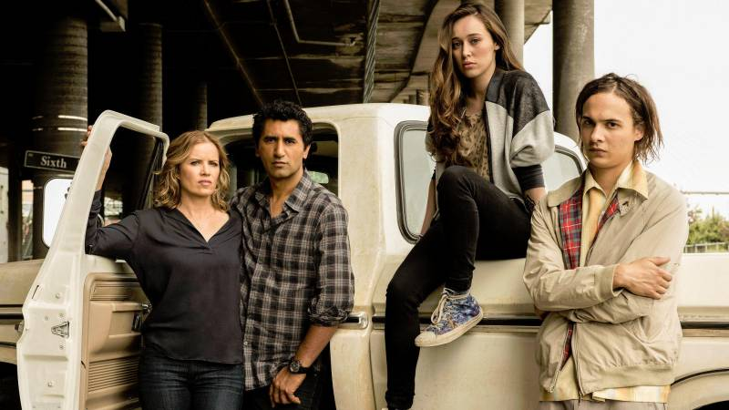 Szenenbild aus Fear the Walking Dead | © Splendid Film