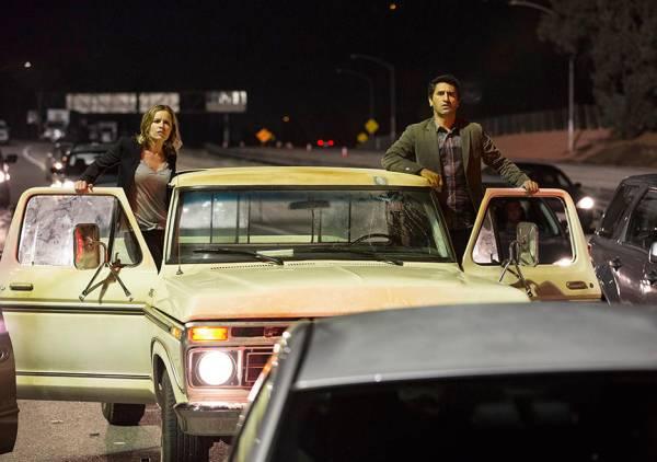Szenenbild aus Fear the Walking Dead   © Splendid Film
