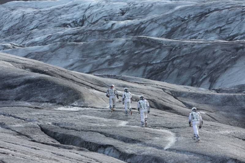 Szenenbild aus Interstellar | © Warner Home Video