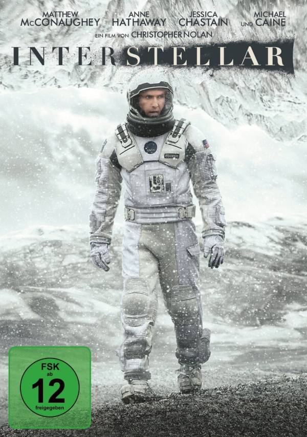 Interstellar | © Warner Home Video