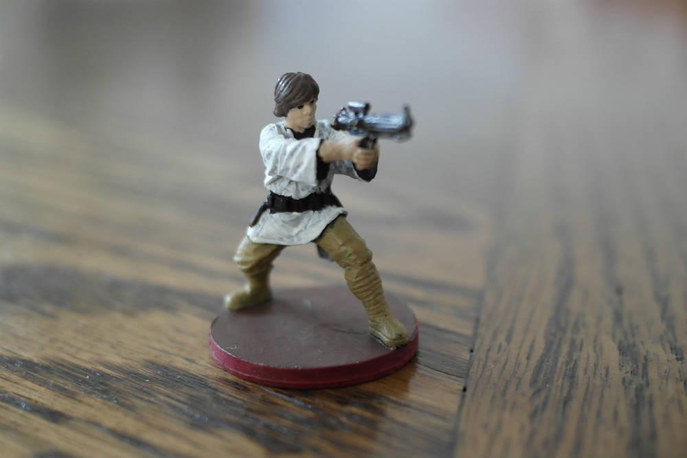 Star Wars: Imperial Assault - Luke Skywalker Verbündeten-Pack   © Heidelberger Spieleverlag