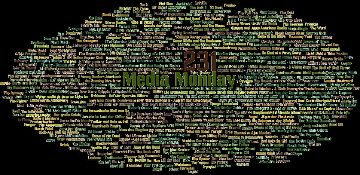 Media Monday #231