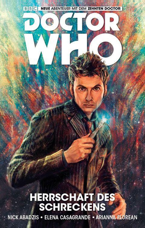 Doctor Who: Der zehnte Doctor - Herrschaft des Schreckens | © Panini