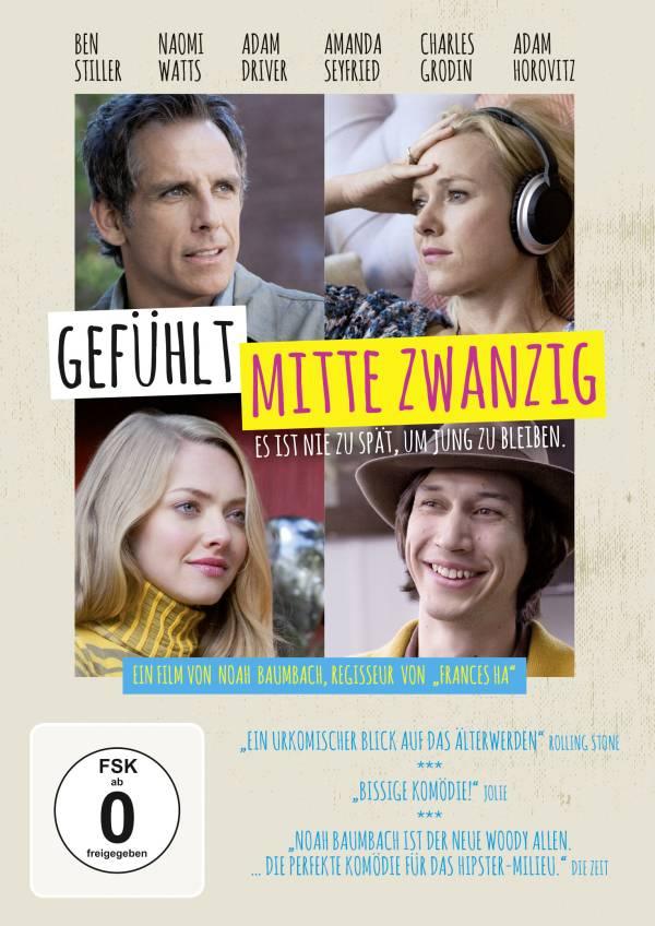 Gefühlt Mitte Zwanzig | © Universum Film