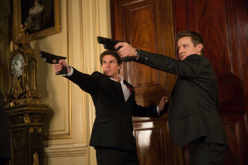 Szenenbild aus Mission: Impossible 5 - Rogue Nation | © Paramount Pictures