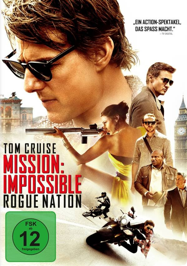 Mission: Impossible 5 - Rogue Nation | © Paramount Pictures
