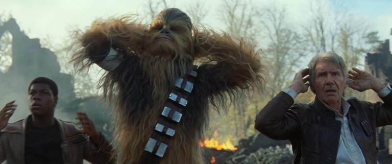 Szenenbild aus Star Wars: Episode VII - Das Erwachen der Macht | © Walt Disney