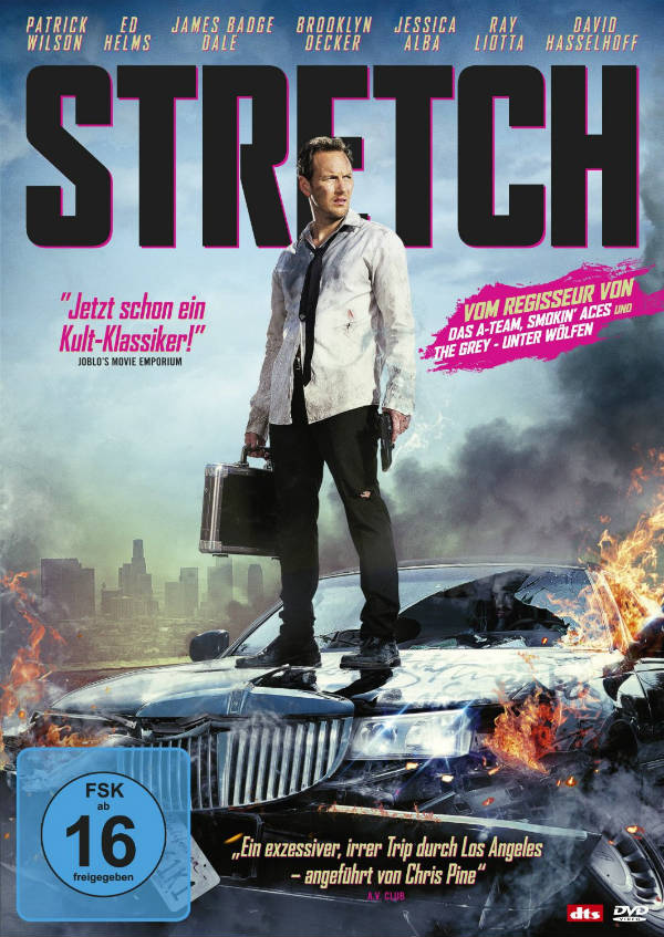 Stretch   © Koch Media