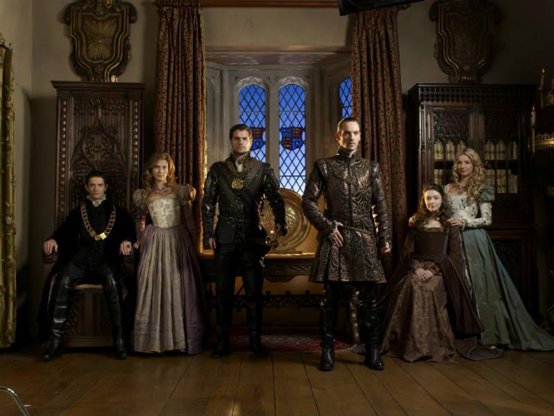 Szenenbild aus Die Tudors   © Sony Pictures Home Entertainment Inc.