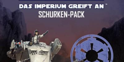 Star Wars: Imperial Assault - General Weiss Schurken-Pack | © Heidelberger Spieleverlag