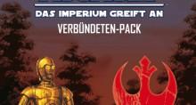 Star Wars: Imperial Assault - R2-D2 und C-3PO Verbündeten-Pack | © Heidelberger Spieleverlag