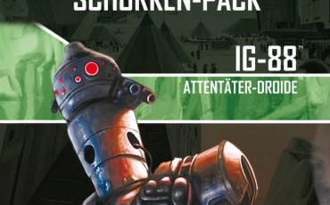 Star Wars: Imperial Assault - IG-88 Schurken-Pack | © Heidelberger Spieleverlag