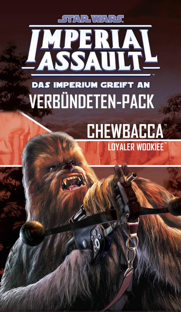 Star Wars: Imperial Assault - Chewbacca Verbündeten-Pack | © Heidelberger Spieleverlag