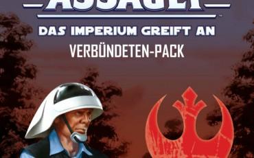 Star Wars: Imperial Assault - Rebellentruppen Verbündeten-Pack | © Heidelberger Spieleverlag