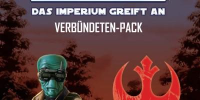 Star Wars: Imperial Assault - Rebellen-Saboteure Verbündeten-Pack | © Heidelberger Spieleverlag