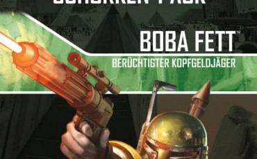 Star Wars: Imperial Assault - Boba Fett Schurken-Pack | © Heidelberger Spieleverlag