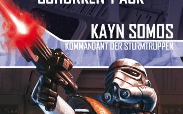 Star Wars: Imperial Assault - Kayn Somos Schurken-Pack | © Heidelberger Spieleverlag